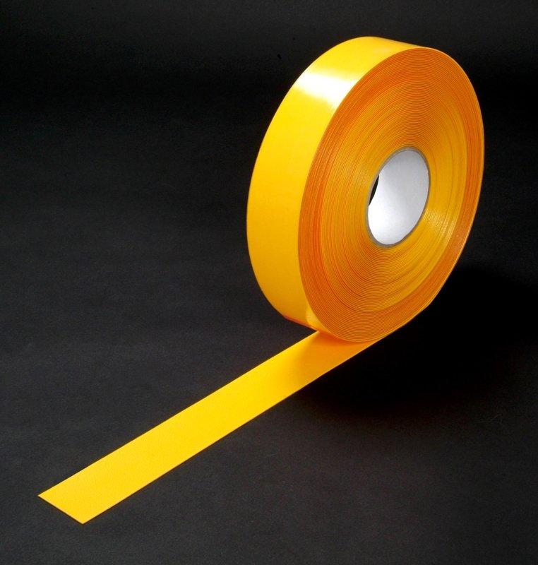 50mm x 30m marķēšanas lente industriālajām grīdāmASB Superstripe