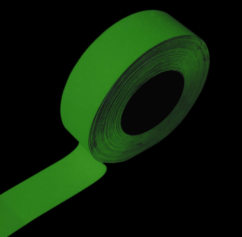 Foto luminiscējošas ( tumsā spīdošas) lentes